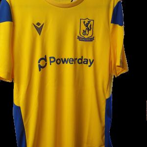 ETFC Away Shirt 2020/21